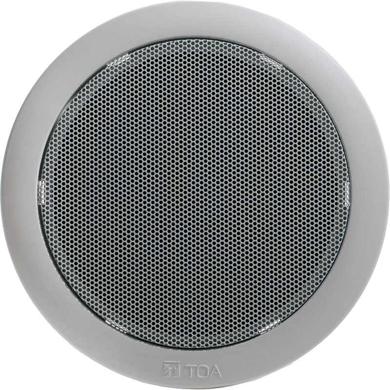 Toa Electronics M Sdn Bhd Pc 648r Ceiling Speaker