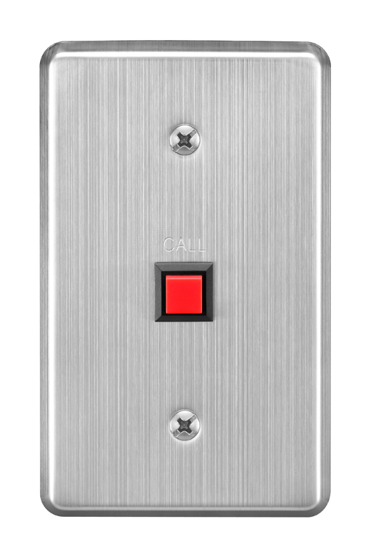 RS-143 IP Intercom Switch Panel