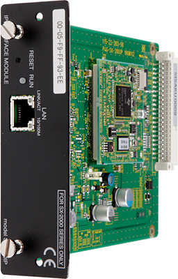 SX-200IP IP Interface Module