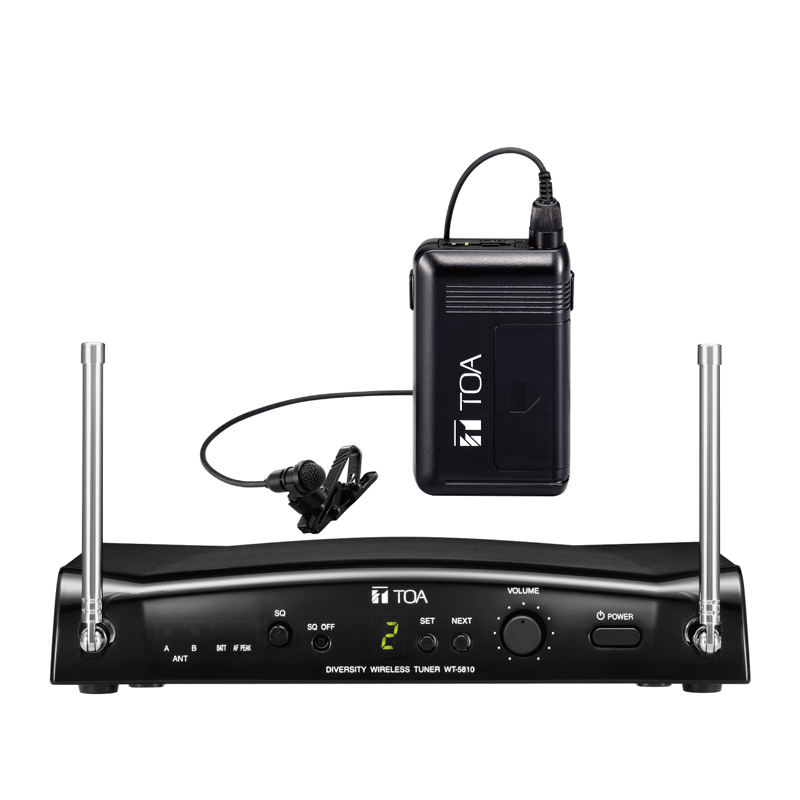 WS-5325M Wireless Set