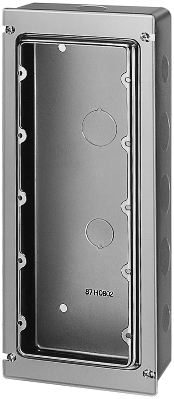 YC-241 Flush Mount Back Box
