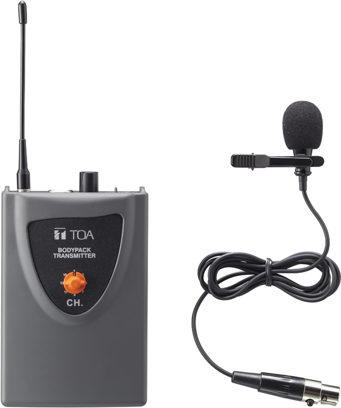 WS-Z100L UHF Wireless Set (Lavalier Set)