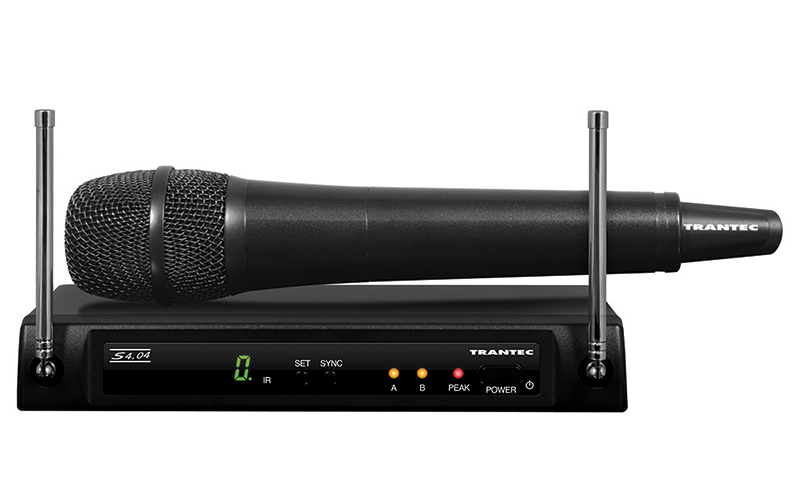 S4.04-HD UHF Wireless Set