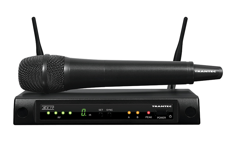 S4.10-HD UHF Wireless Set