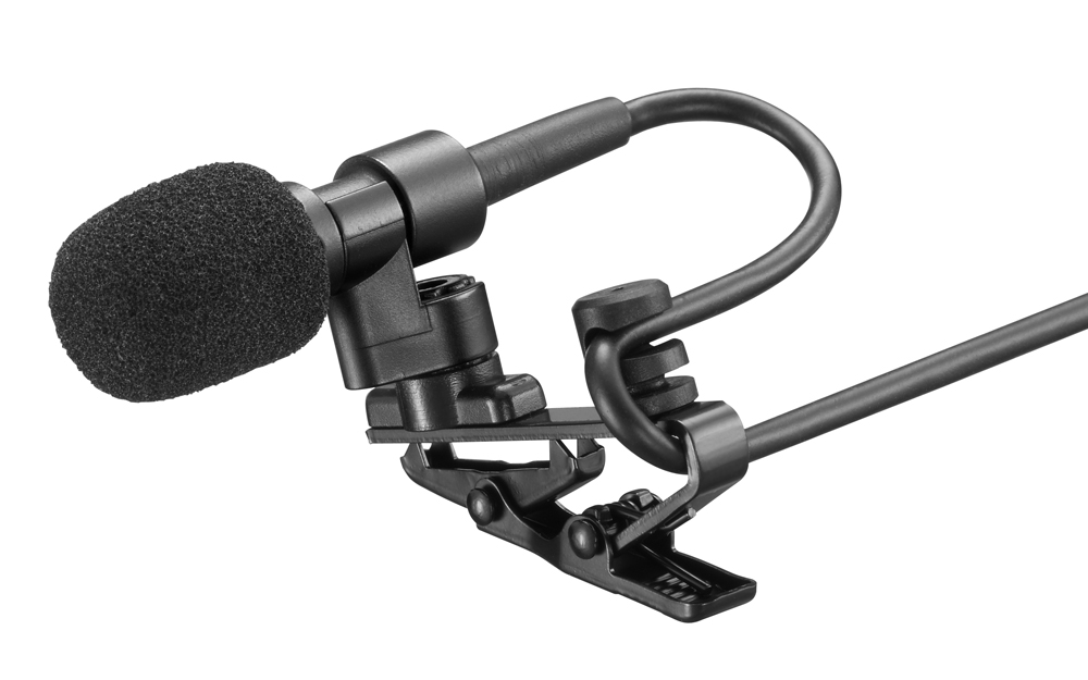 TOA Electronics (M) Sdn  Bhd  - EM-410 Lavalier Microphone