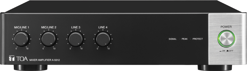 A-5006 Digital Mixer Amplifier